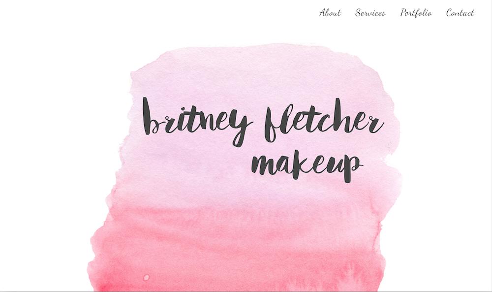 Britney Fletcher Makeup Artist