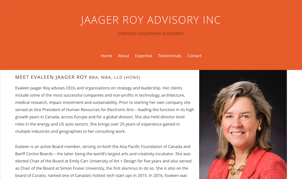 Jaager Executive Consulting